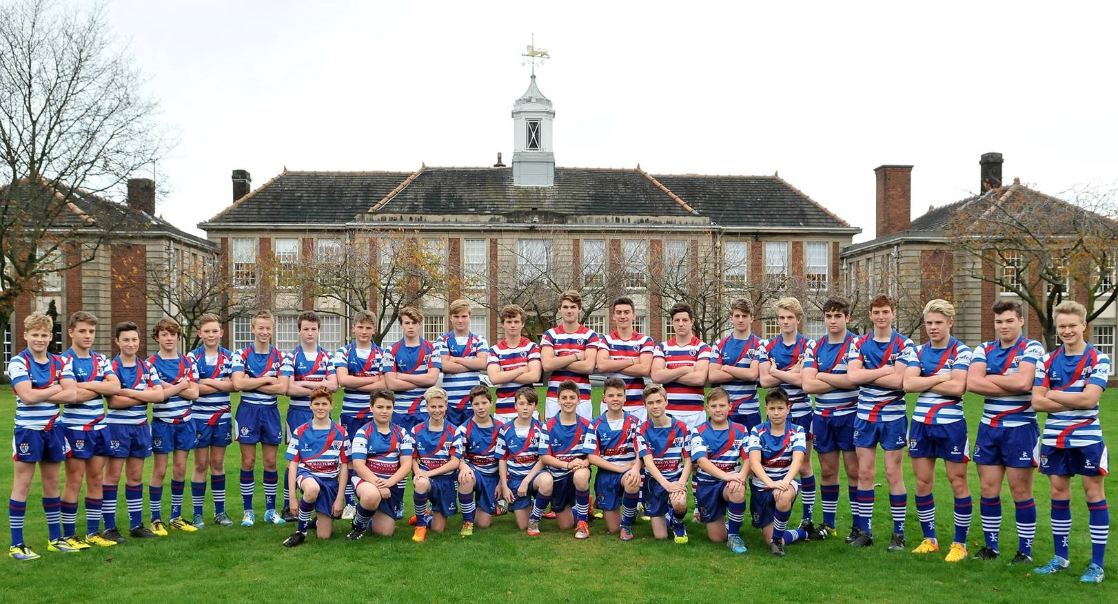 CLUB SCHOOL PARTNERSHIP REAPS RCORD CROP OF YOUNG RUGBY TALENT