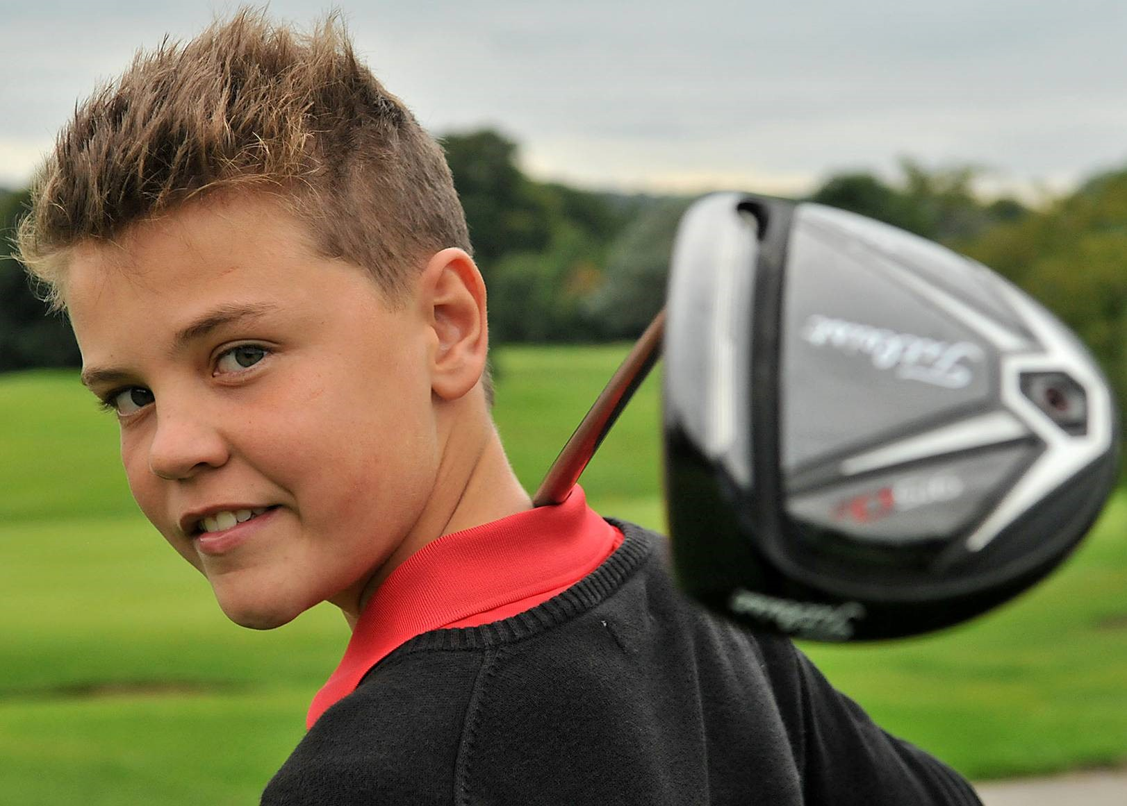 TYTHERINGTON GOLFER REMY COMES SIXTH IN EUROPEAN OPEN