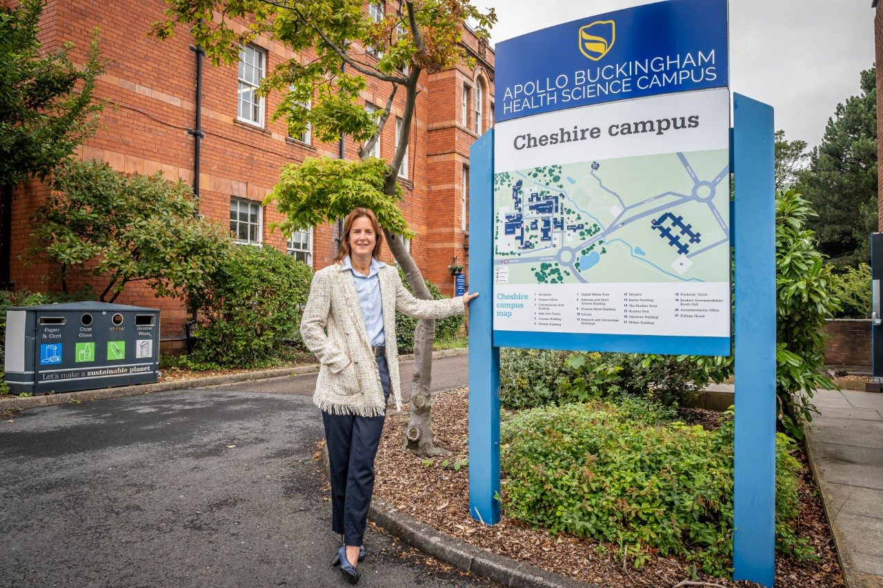 Cheshire health science campus marks expansion plans with jobs drive