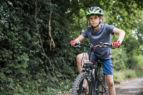 Free cycling training for youngsters