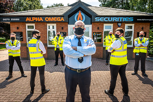 Cheshire security firm wins contract with City Council