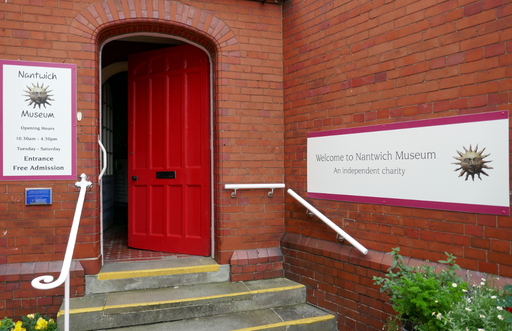 Nantwich Museum re-opens to the public