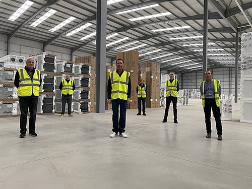 AO EXPANDS LOGISTICS OPERATION WITH THE OPENING OF NEW WAREHOUSE