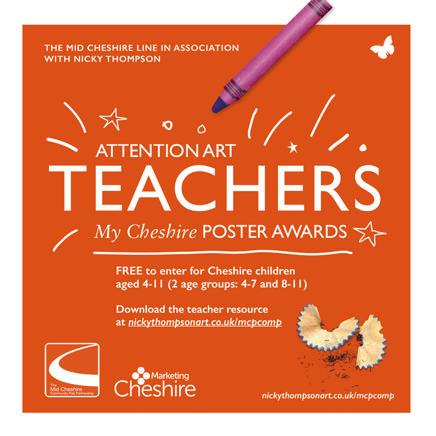 My Cheshire Children's Art Competition