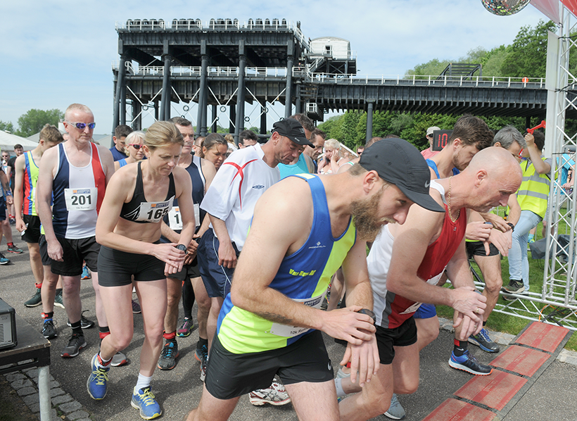ANDERTON BOAT LIFT 10K TRAIL RACE AND FUN RUN ON SUNDAY 19 MAY
