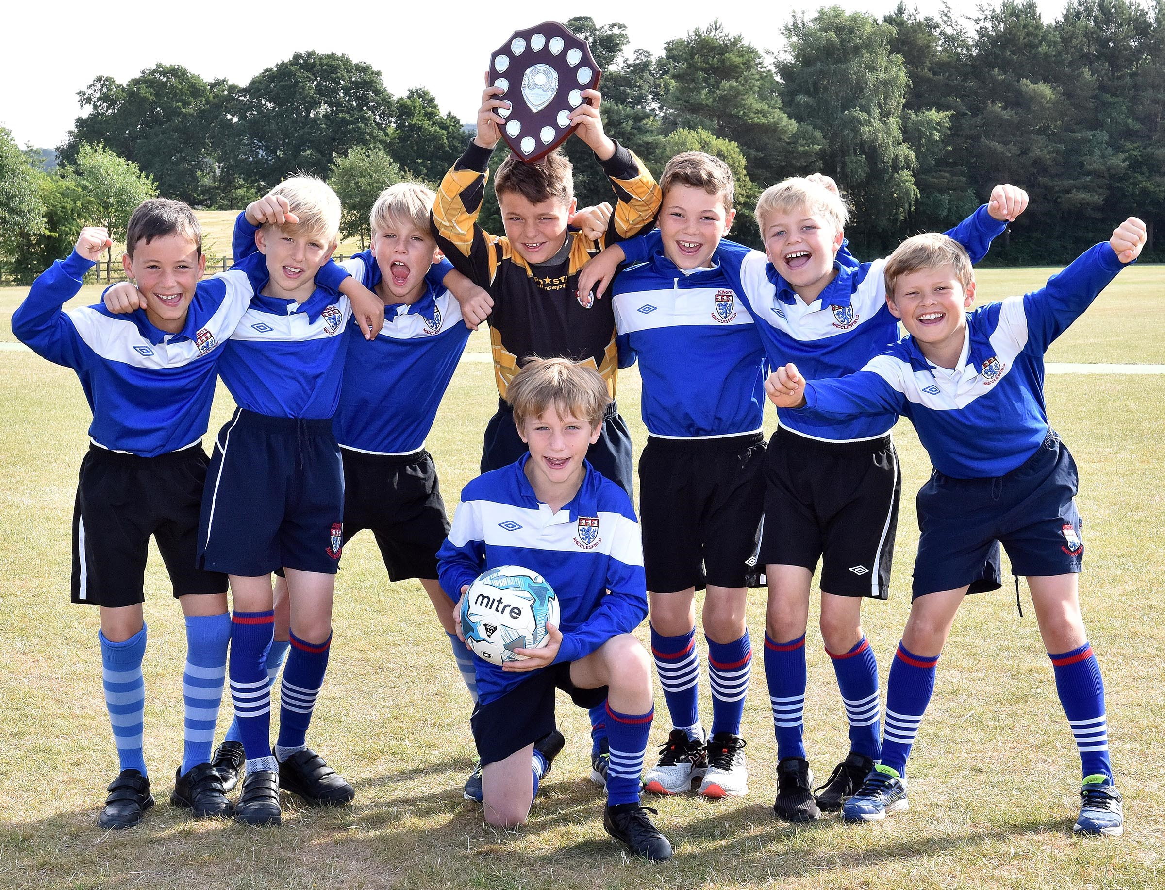 MACCLESFIELD - COMEBACK KIDS WIN SENSATIONAL PLATE FINAL