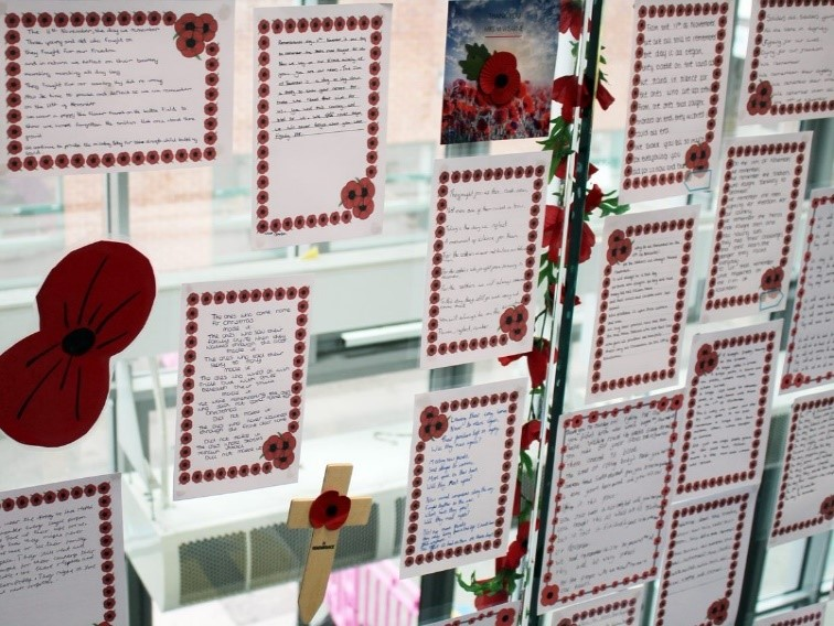 Tytherington School remembers