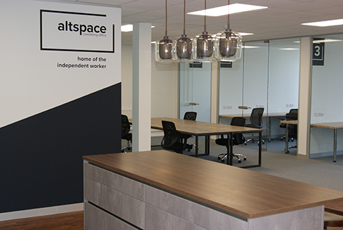 Announcing the launch of altspace Warrington