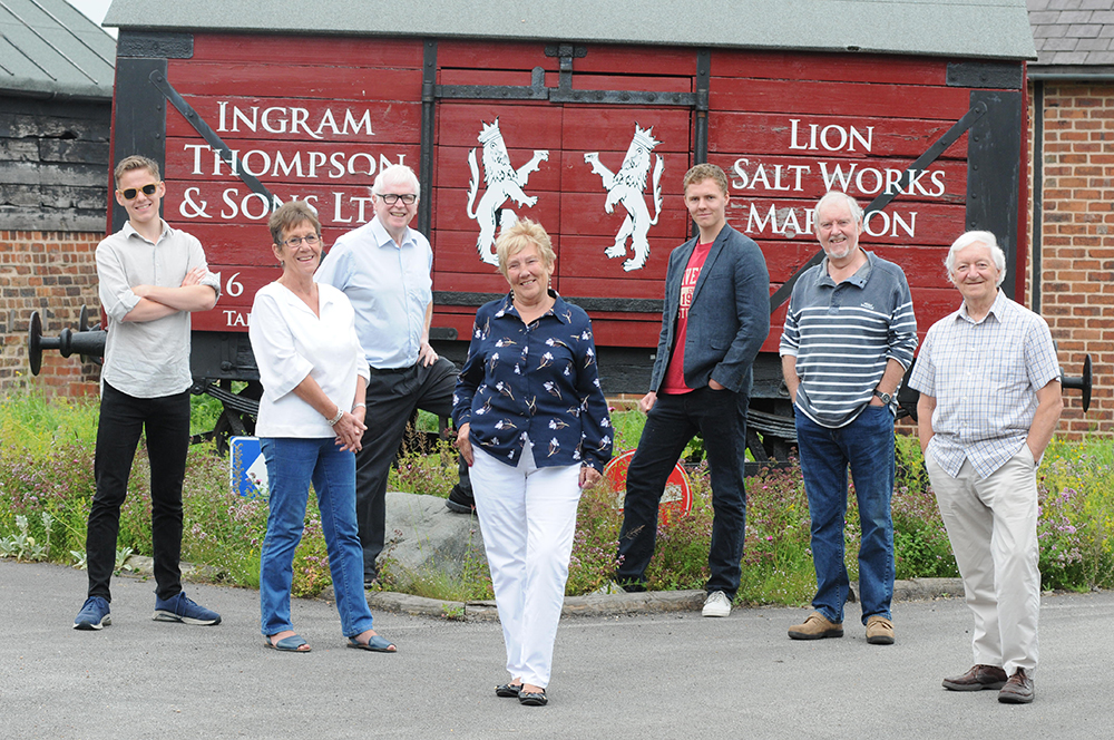 Cheshire's Lion Salt Works Museum Trust reaches out to community