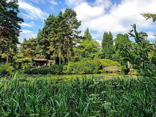 Tatton Park Garden named best in the UK