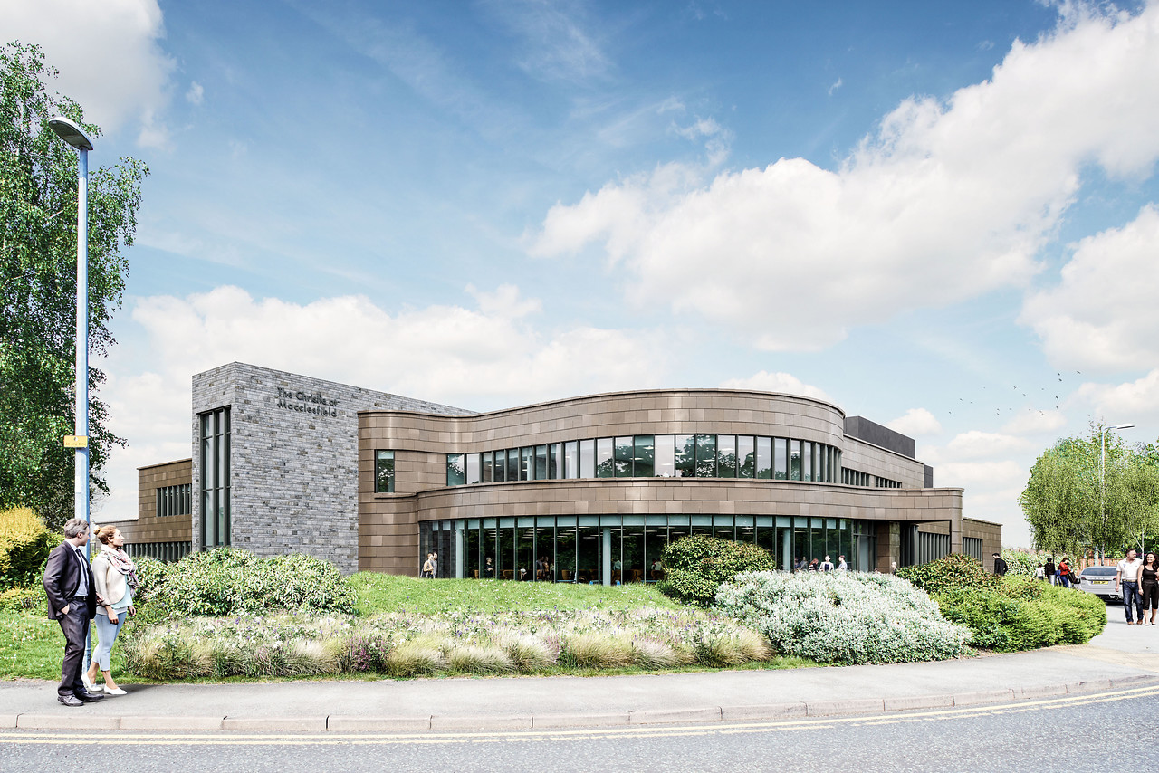 Green light for Christie cancer centre in Macclesfield