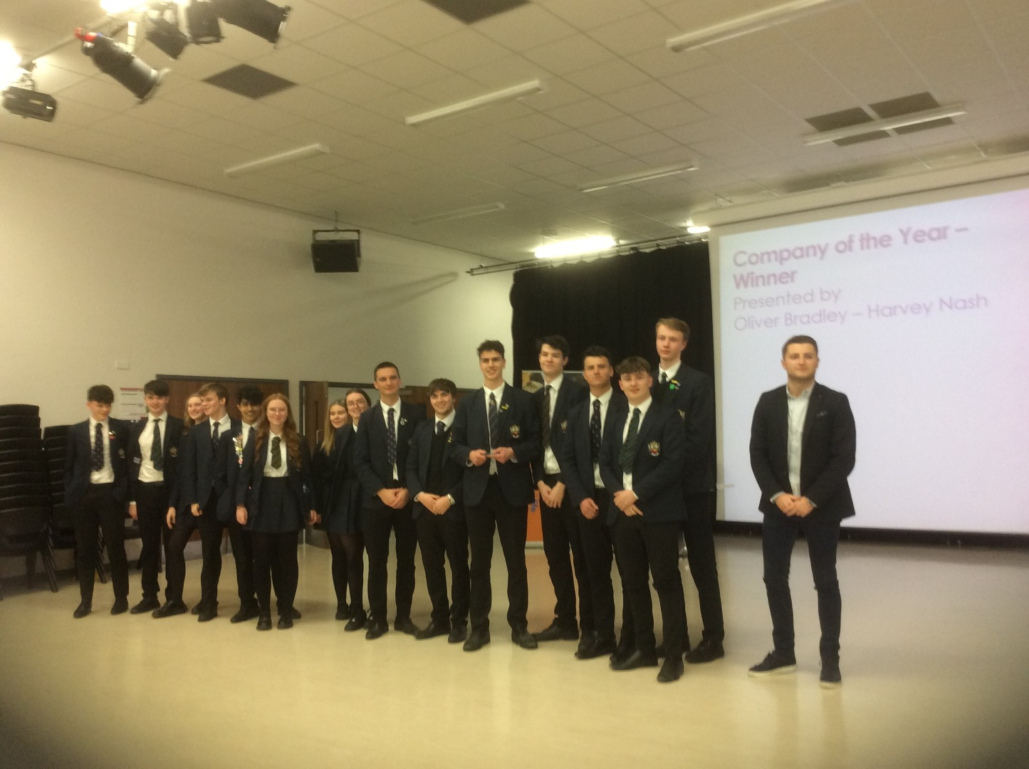 Win for ECOSIPPIN at Young Enterprise Awards