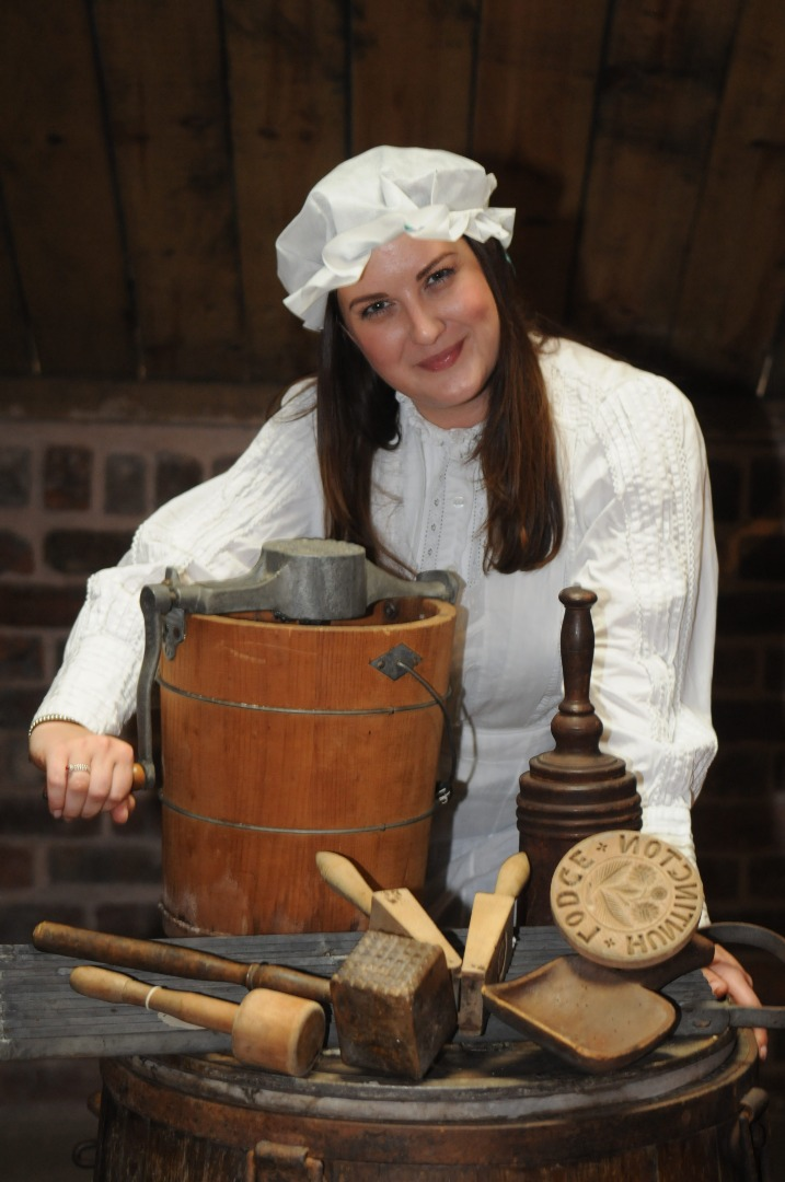 Lion Salt Works Museum starts a season of Cheese Events on 12 October