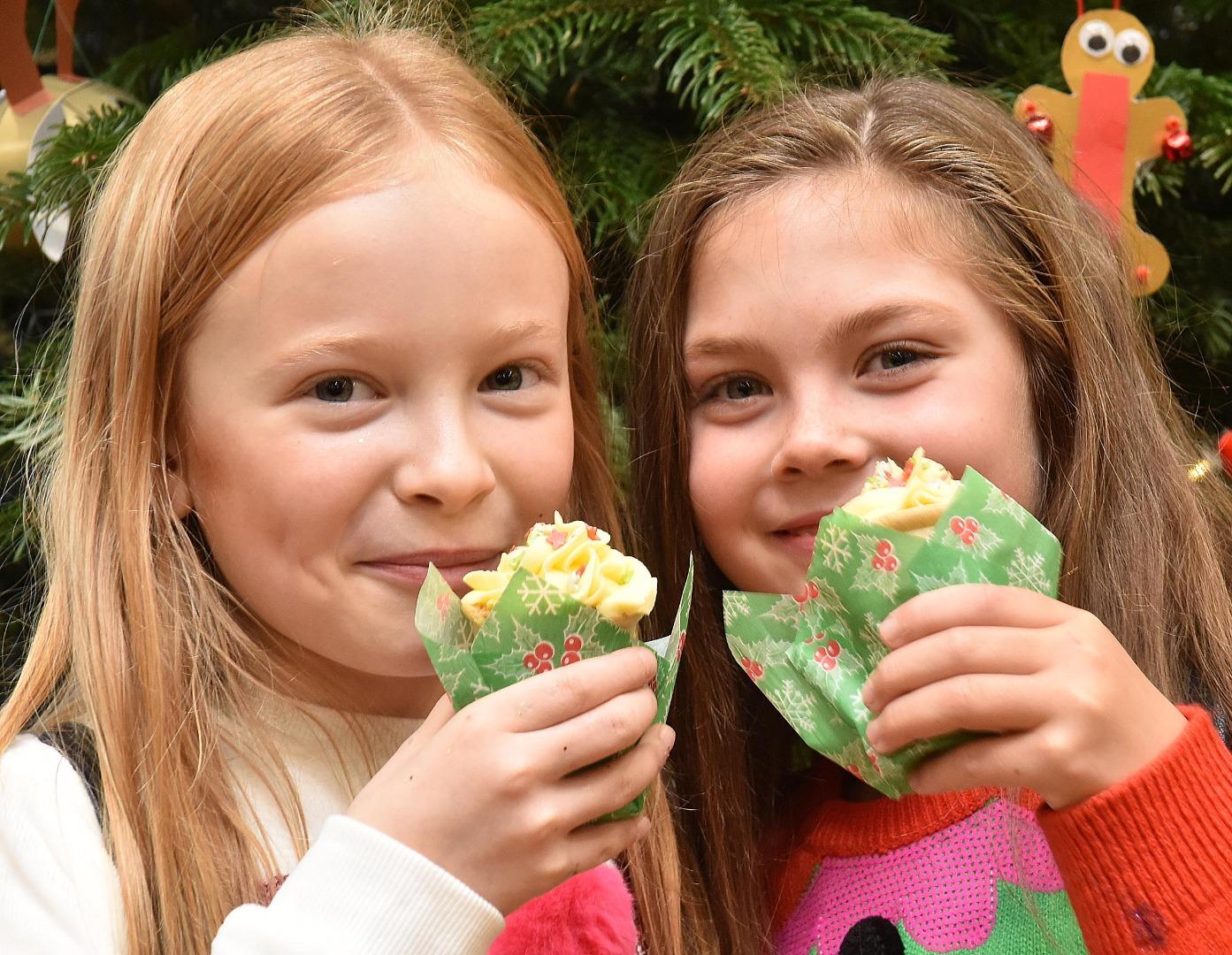 CHRISTMAS FAIR MARKS START OF FESTIVE SEASON