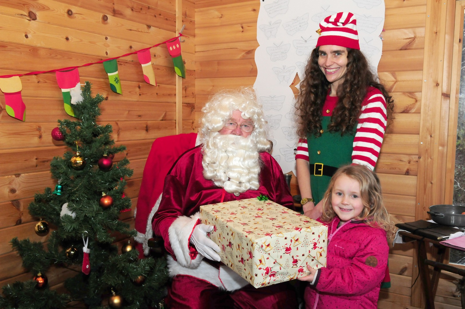 Christmas at the Lion Salt Works Museum