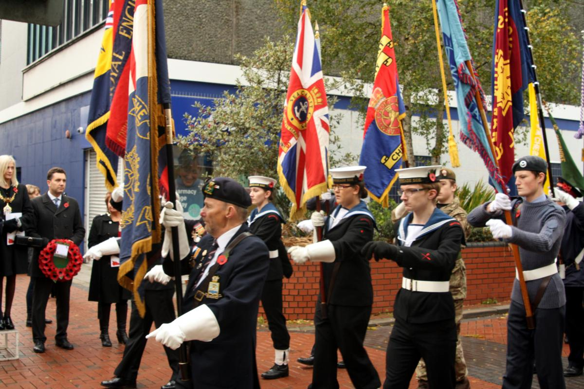 Local Remembrance Sunday Events