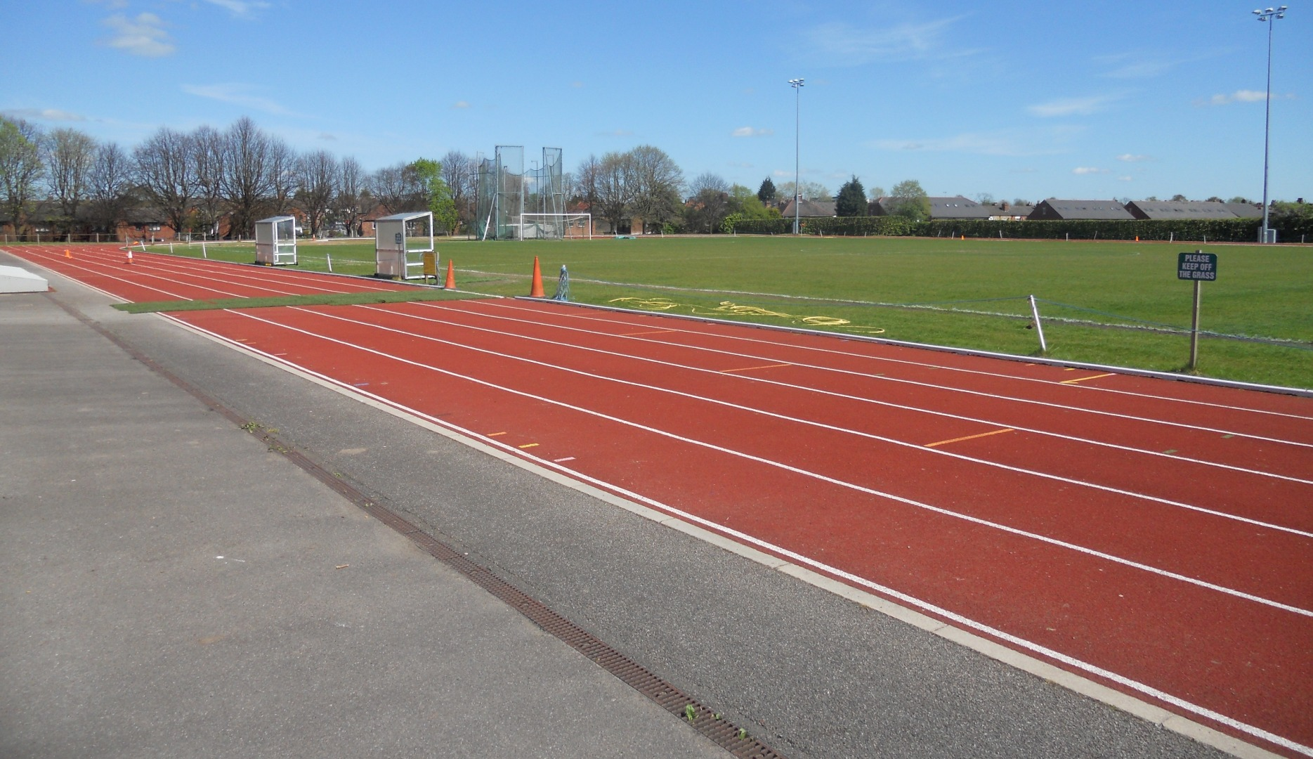 Cheshire East to look at athletics track improvements