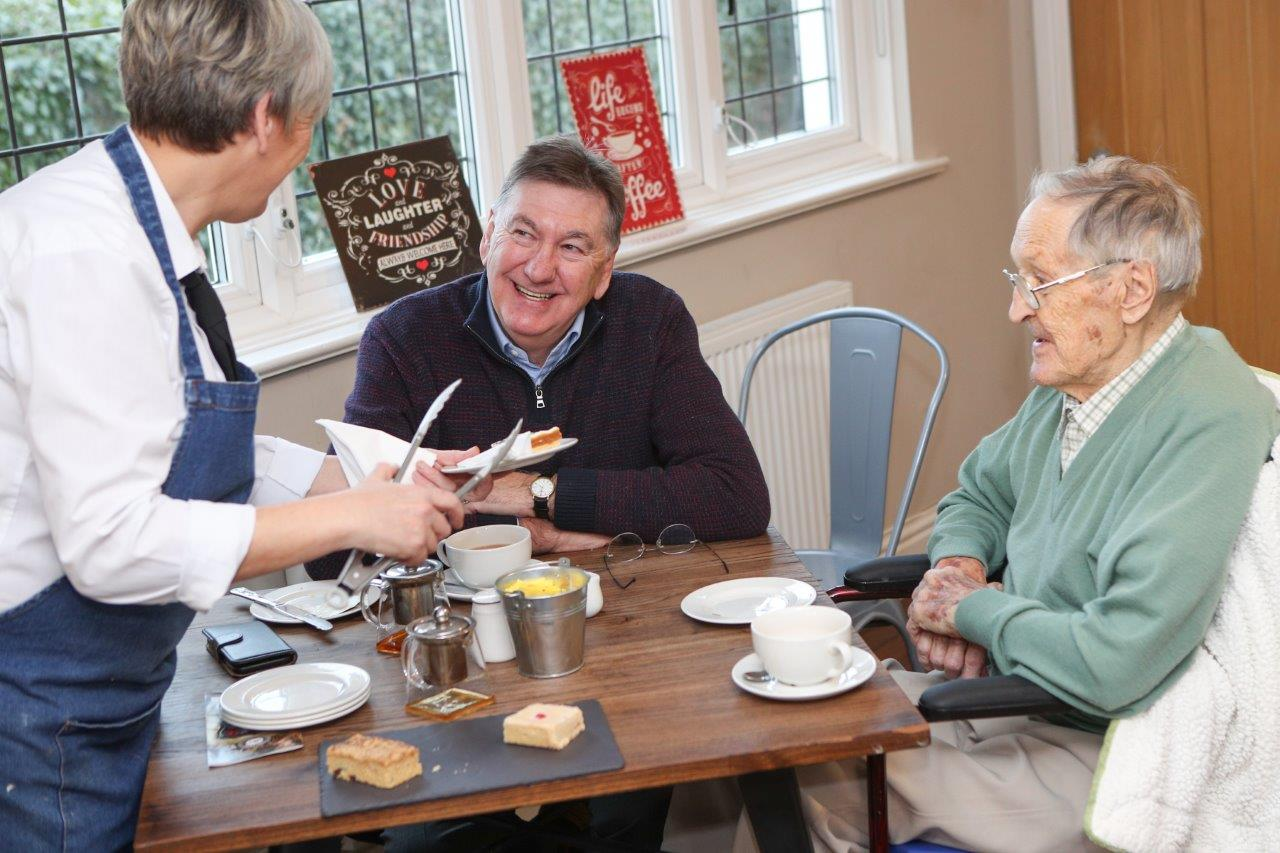 Cheshire's first dedicated Dementia-Friendly café celebrates success