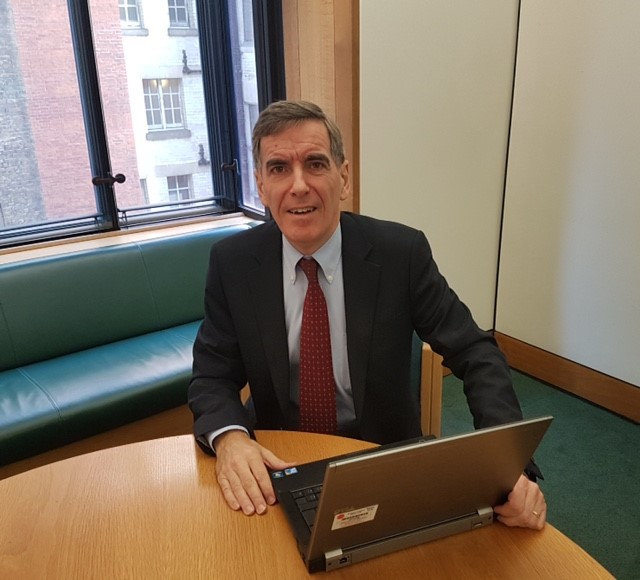 Let's get scam aware, says Local MP