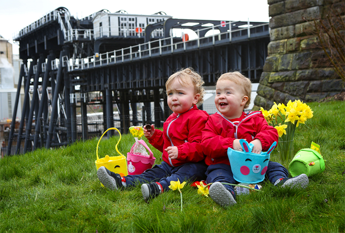 FREE FAMILY FUN AT ANDERTON BOAT LIFT'S ANNUAL EASTER EGGSTRAVAGANZA