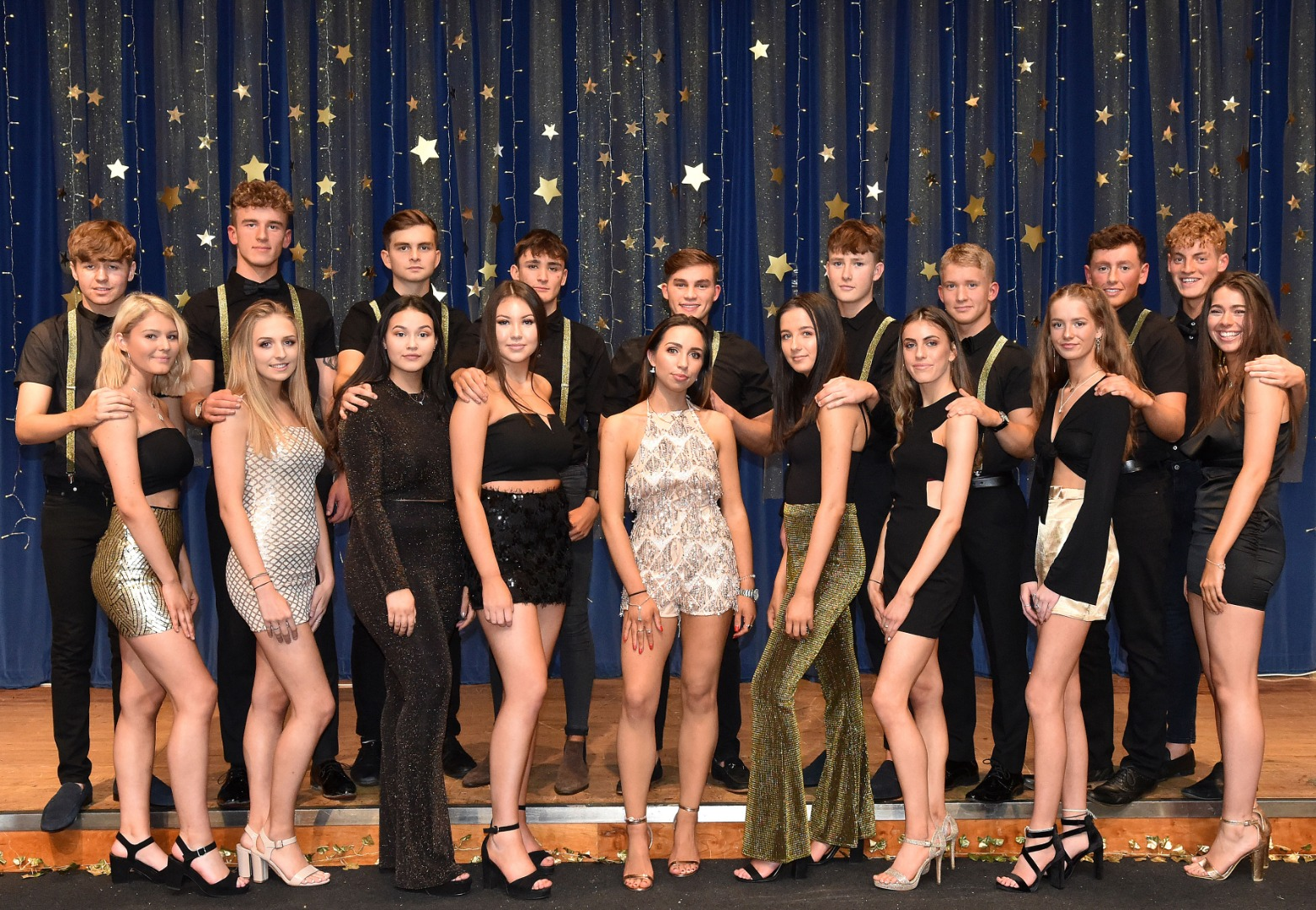 KING'S FASHION SHOW RAISES RECORD FUNDS