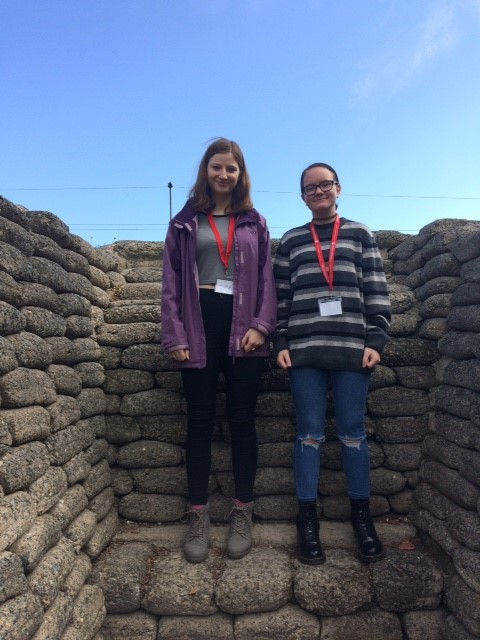 Harrowing centenary trip to Great War trenches