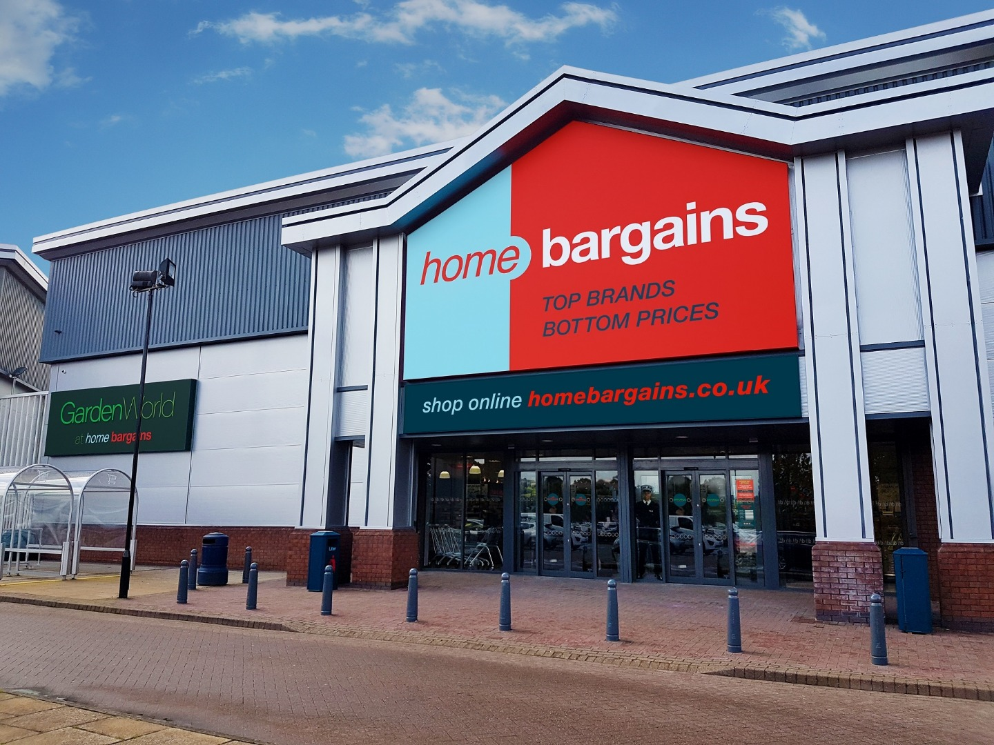 ORBIT'S LYME GREEN RETAIL BUSINESS PARK HOSTS NEW HOME BARGAINS STORE