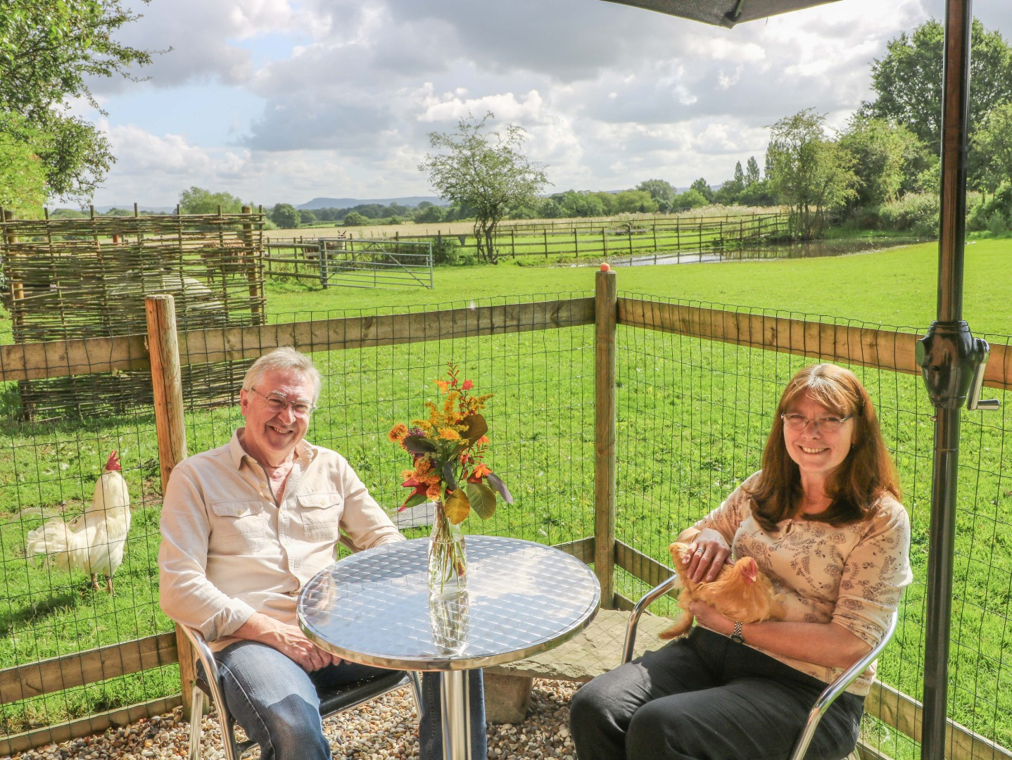 Cheshire Holiday Home named Best Farm Stay