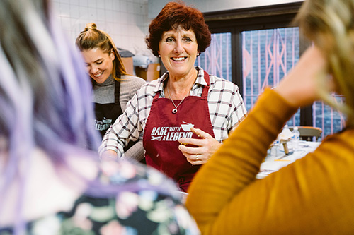 Great British Bake Off star to officially open Earlsbrook show homes