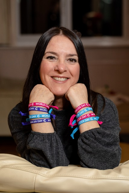 a5b1c545b1f CHESTER MUM URGES PEOPLE TO 'BAND TOGETHER' FOR WORLD CANCER DAY