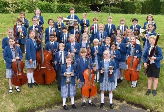 King's win quintet of categories at Alderley Edge Music Festival