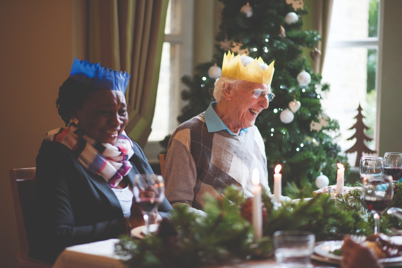 Care home invites elderly people facing Christmas Day alone to join them