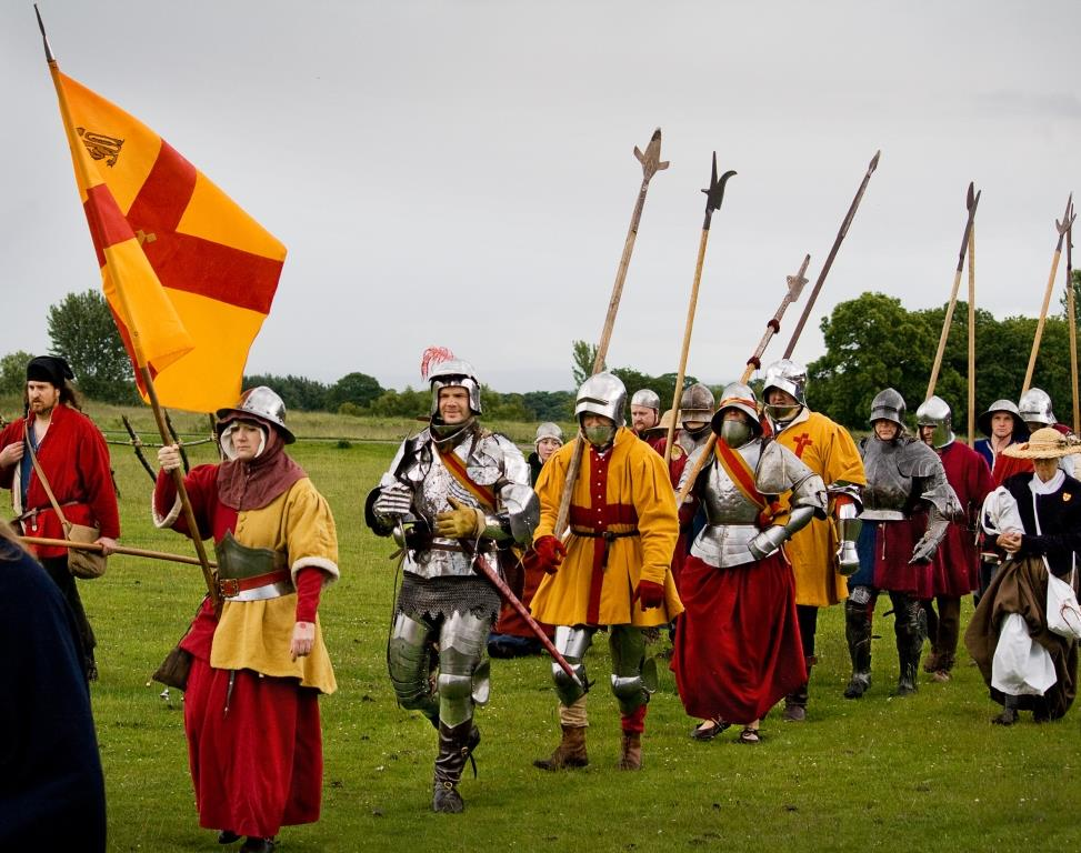 Magnificent Medieval Madness at Tatton Park, Sat 15 and Sun 16 June