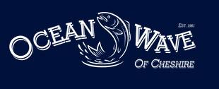 Ocean Waves Cheshire Logo