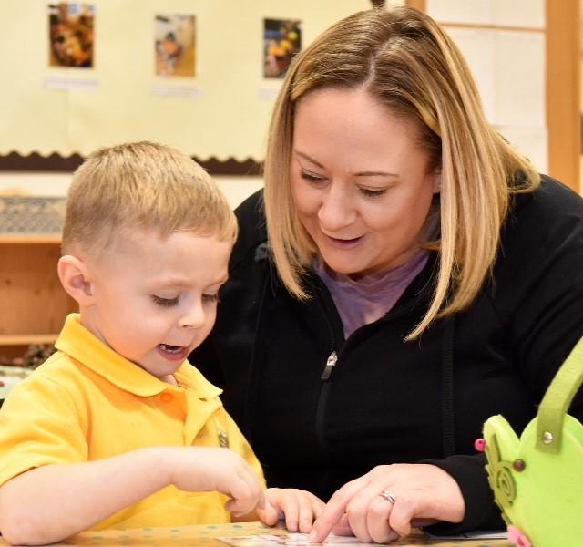 Parents get eye opener in preschool classes