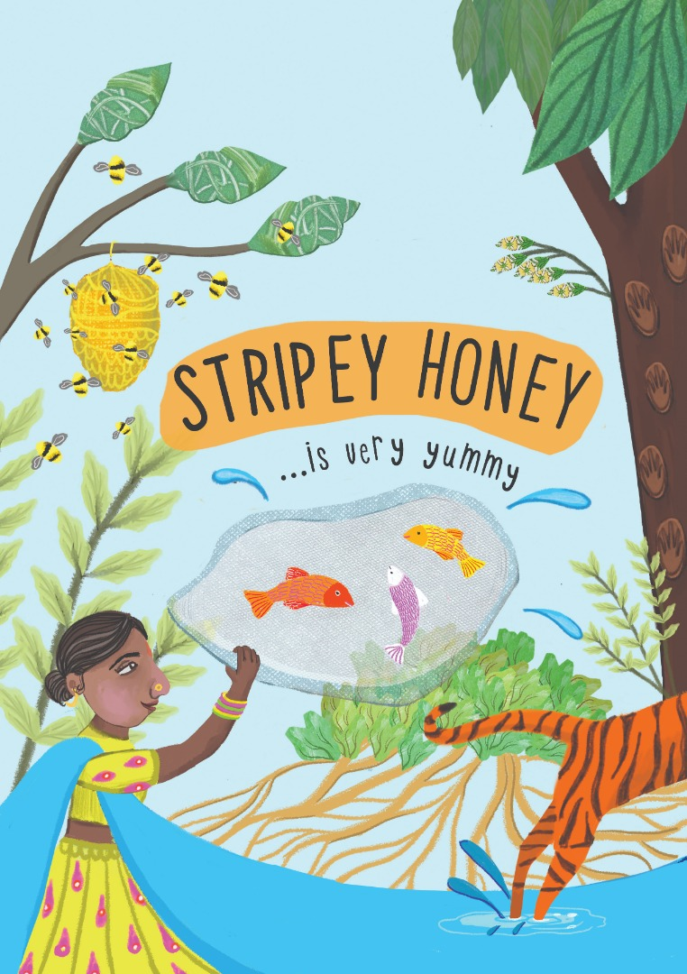 'Stripey Honey' – an enchanting and funny children's adventure story