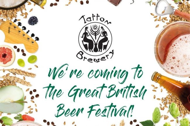 Tatton Brewery to represent Cheshire at the Great British Beer Festival