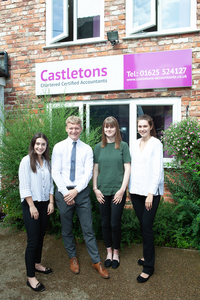 Castletons Accountants Invests in Accountants of the Future