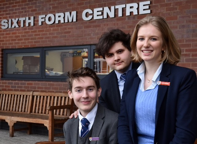Cambridge offers for three Macclesfield Students