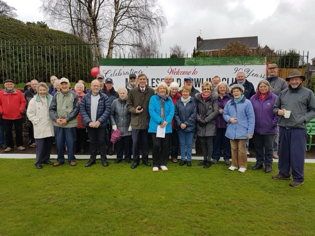 MACCLESFIELD BOWLING CLUB MARKS START OF 90th SEASON