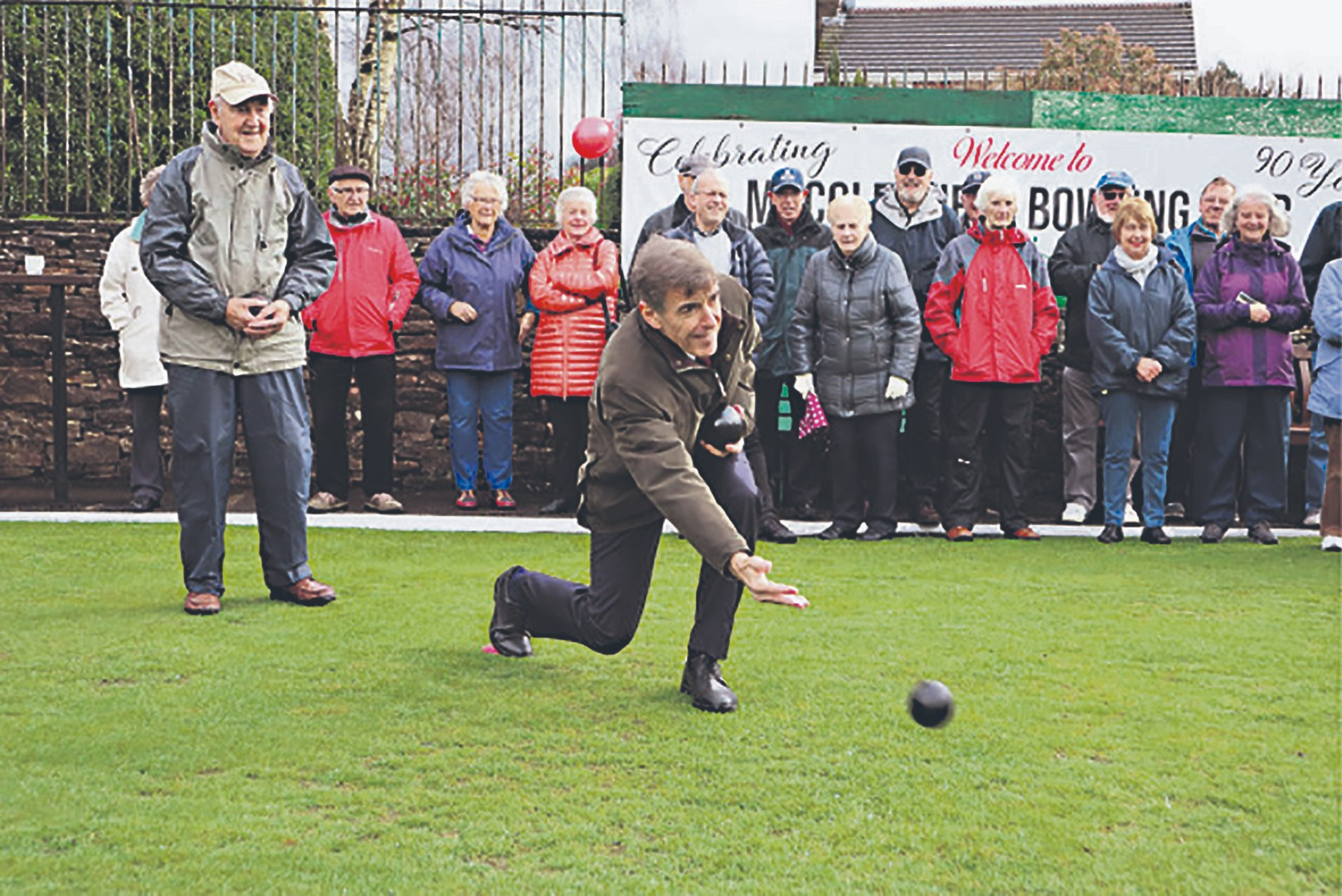 Club marks the start of its 90th season
