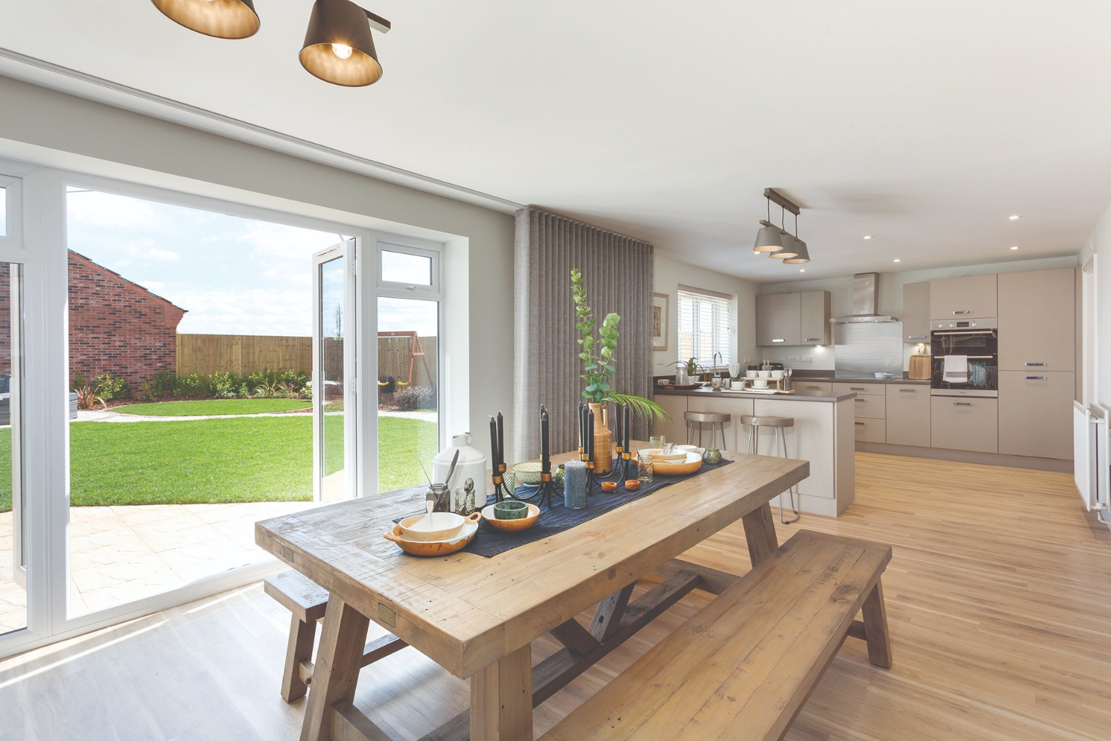 Cheshire buyers to benefit from Bovis Homes'  bumper New Year offer