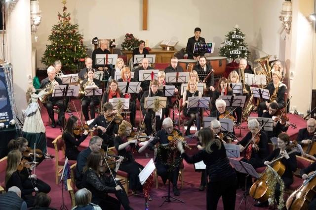 Alderley Edge Symphony Orchestra concert raises £750 for The Christie