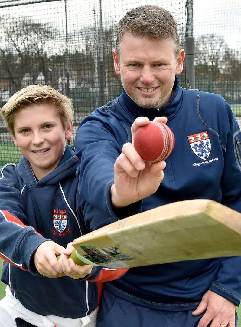 KING'S BOWLS INTO THE CRICKETER'S TOP 100 SCHOOLS