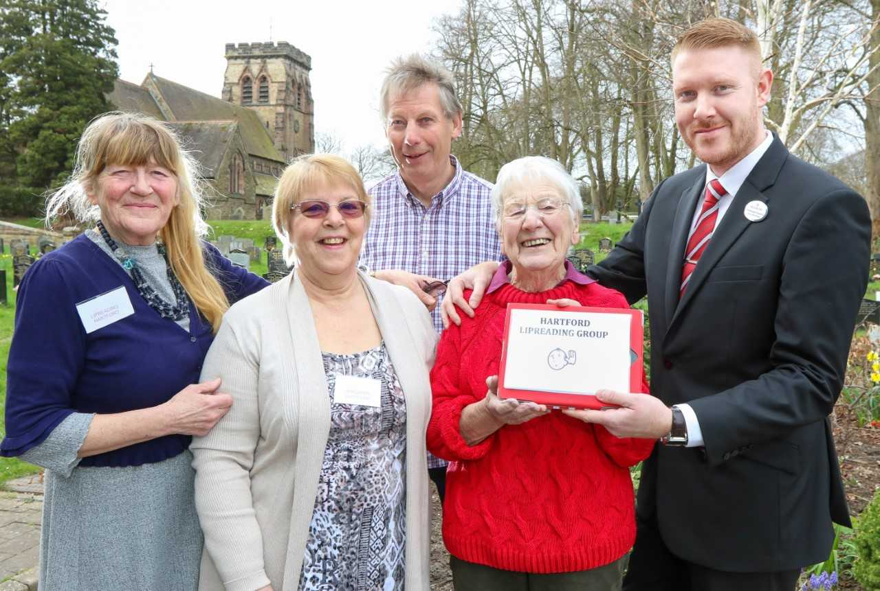 Hartford Lipreading Group Secures Help to Combat Loneliness