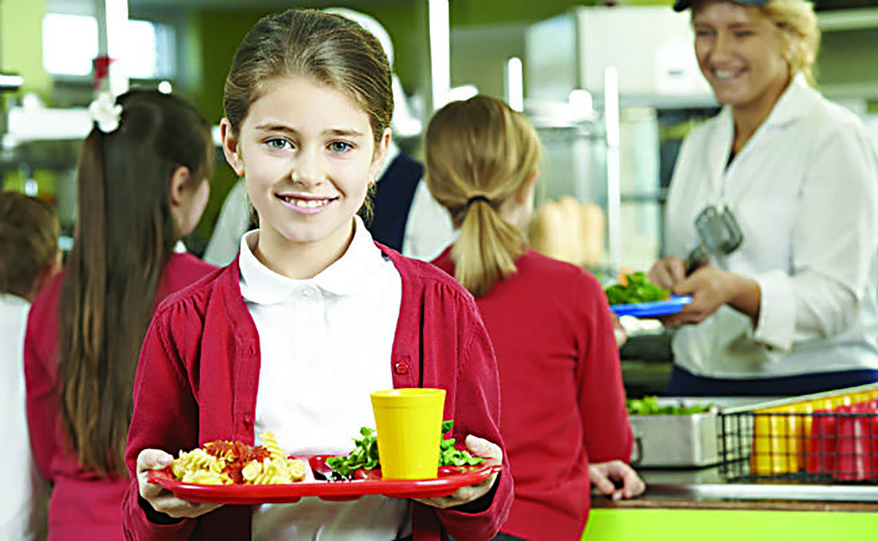 School meals cash boost