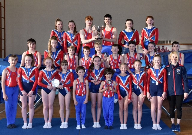 TRAMPOLINE STARS WIN AT NATIONAL CHAMPIONSHIPS